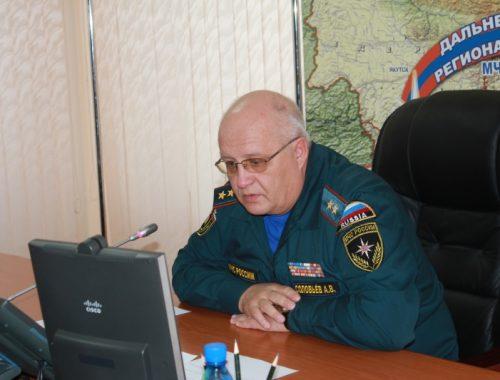 Отставной генерал-лейтенант МЧС Александр Соловьёв назначен новым зампредом правительства ЕАО