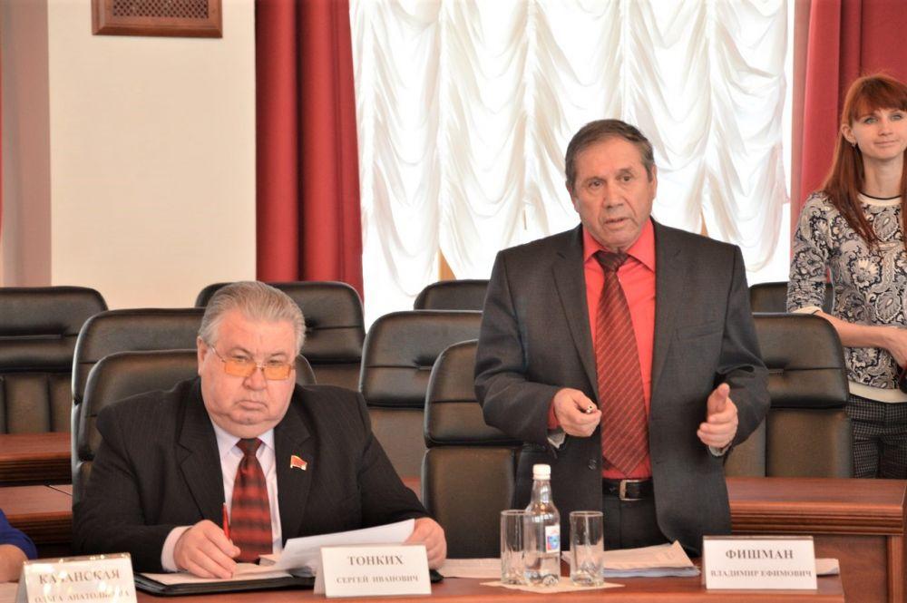 Оппозиционные депутаты задали тон очередному заседанию Заксобрания ЕАО критическими заявлениями