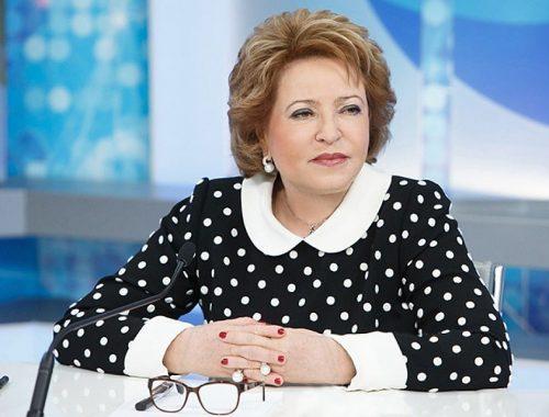 Валентина Матвиенко заявила о невозможности россиянам накопить на пенсию