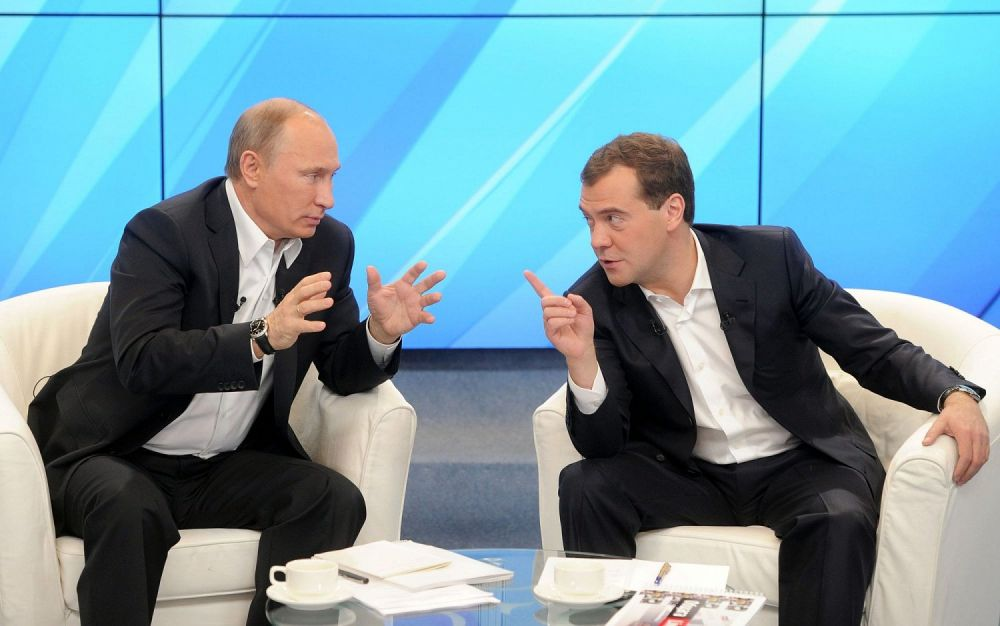 Путин поручил Медведеву узнать, выросли ли налоги для россиян