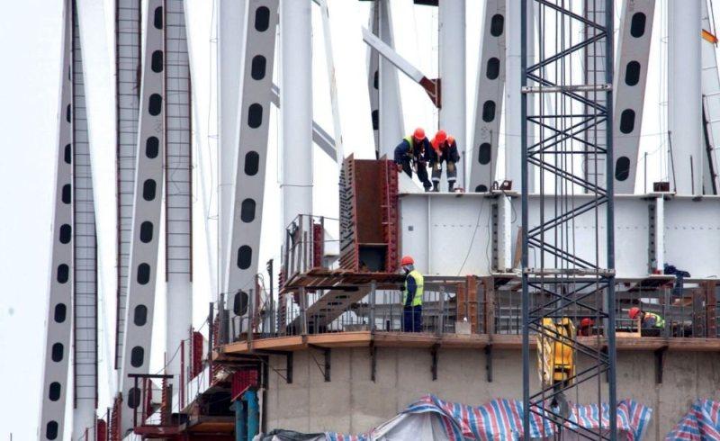 Китай завершил строительство своей части Нижнеленинского моста