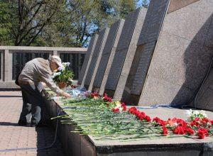 День Победы празднуют тысячи жителей Еврейской автономии