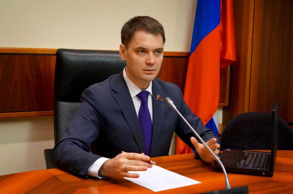 Депутат Государственной Думы Алексей Корниенко проведёт личный приём в Биробиджане
