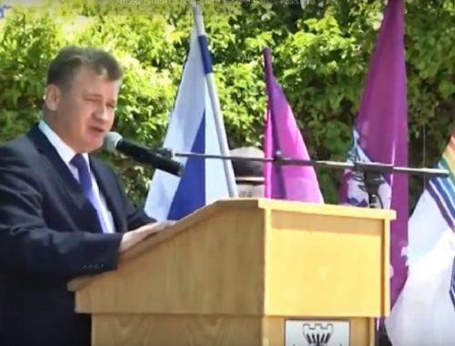 Из разрухи на Землю обетованную: мэр Биробиджана собрался в очередной израильский вояж