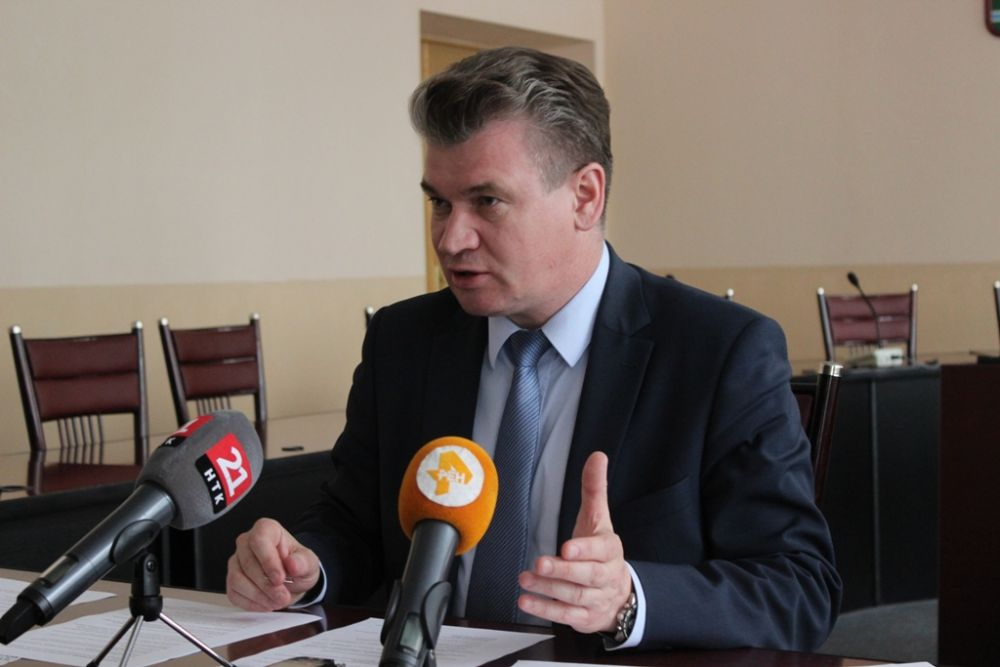 Мэр Биробиджана Евгений Коростелёв ушёл в отставку