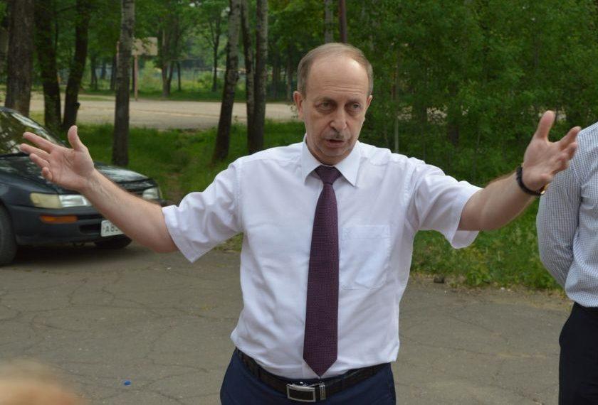 «План быстрых побед» презентовал губернатор ЕАО Левинталь полпреду Трутневу