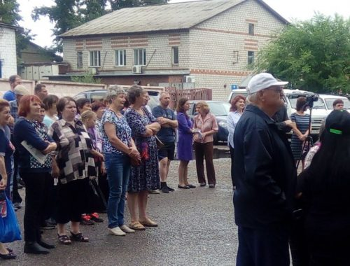 Первыми против повышения пенсионного возраста в ЕАО поднялись жители Николаевки