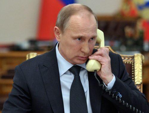 Владимир Путин позвонит губернаторам во время «Прямой линии»