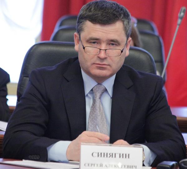 Депутату Заксобрания ЕАО Сергею Синягину предъявили обвинение по уголовному делу