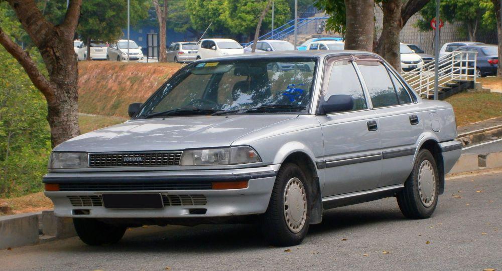 В ЕАО самые старые машины в России