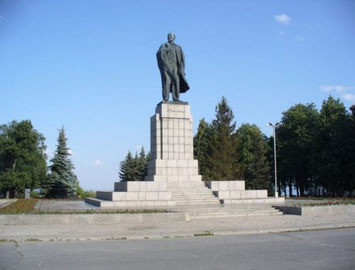 Коммунисты ЕАО выразили протест против переименования площади Ленина в Ульяновске