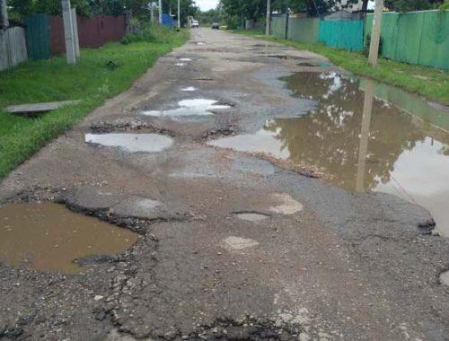 Прокуратура начала проверку по факту ненадлежащего содержания дорог в п. Николаевка