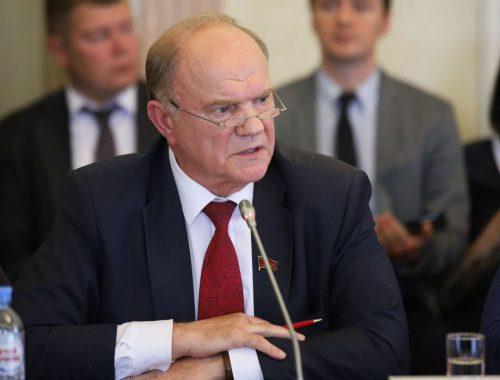 Антикоммунистический выпад Жириновского Зюганов назвал «мерзкой провокацией»