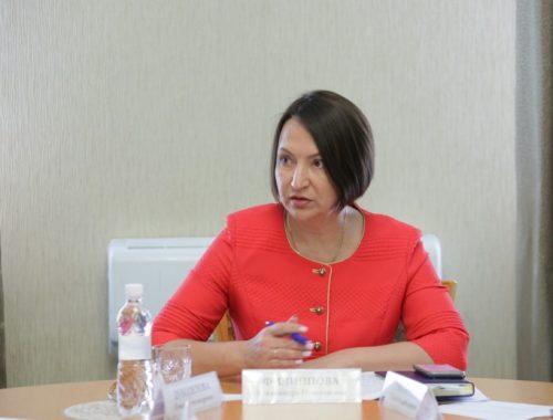 Александра Филиппова: Изменение пенсионного законодательства вызвано демографической ситуацией