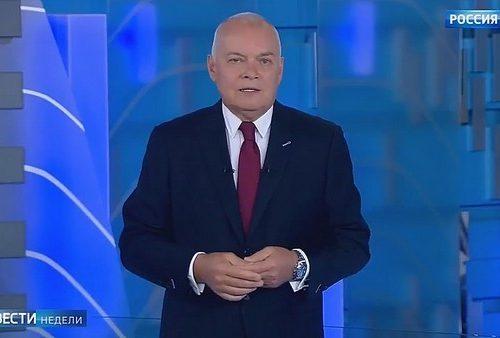 Депутат от КПРФ попросил проверить программу Киселева на экстремизм