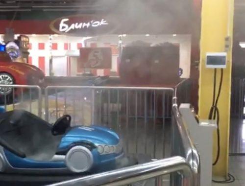Прокуратура потребовала от владельца ТРЦ «Гигант» устранить нарушения противопожарного режима