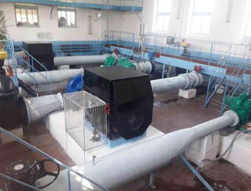 На водозаборах Биробиджана поменяют пять установок для обеззараживания воды