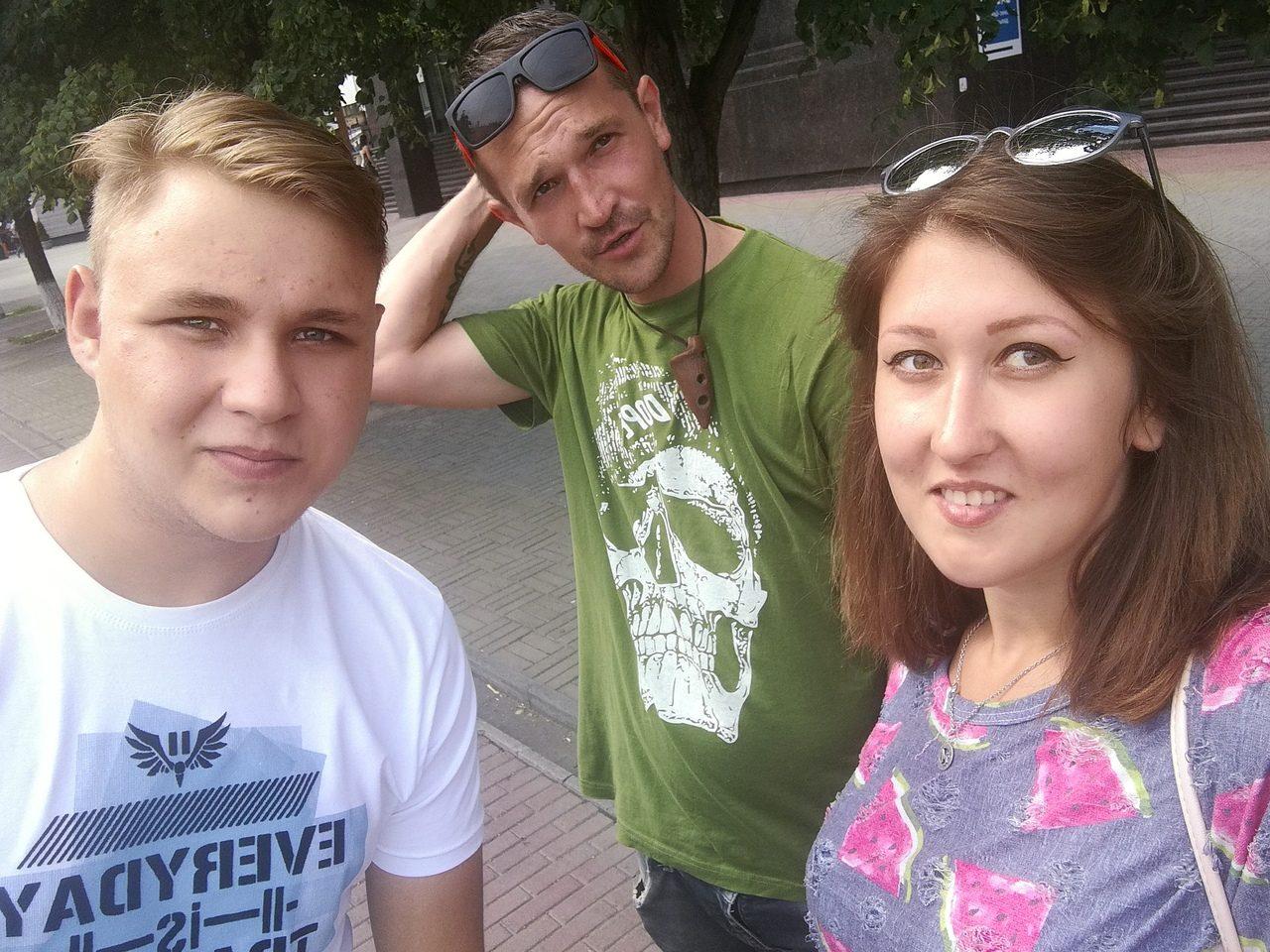Двое биробиджанцев отправились в путешествие по России автостопом