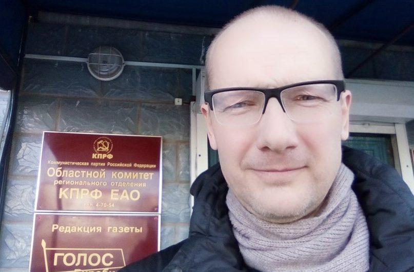 Корреспондент «Набата» Олег Белозеров одержал победу на выборах депутатов в Николаевском городском поселении