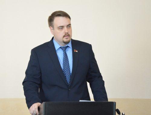 Объявление. 14 июля состоится встреча депутата городской Думы Биробиджана Владимира Сахаровского с избирателями