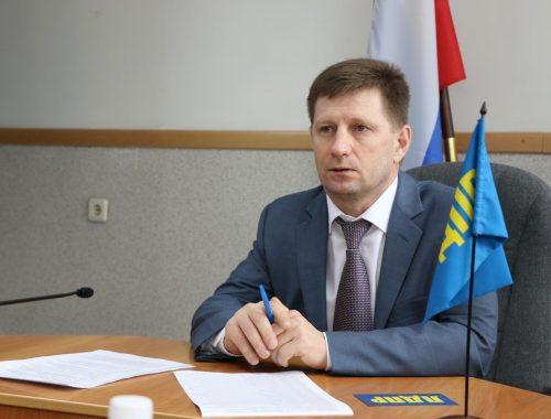 Фургал вошел в тройку самых упоминаемых в СМИ губернаторов России
