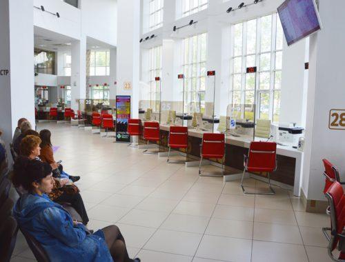 По принципу «одного окна» и на полтора часа: посетители МФЦ в Биробиджане недовольны временем ожидания в очередях