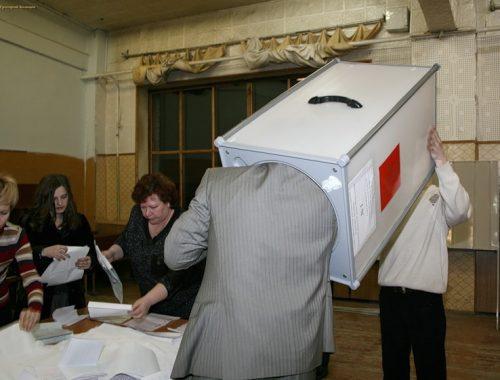 ЦИК признал вброс 14,5 тысяч голосов за единоросса Тарасенко на выборах в Приморье