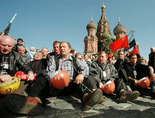 Россияне вернулись в преддефолтное состояние 1998 года