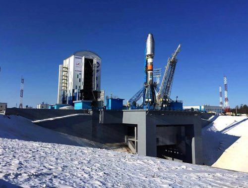 «Роскосмос» запросил допфинансирование на космодром Восточный