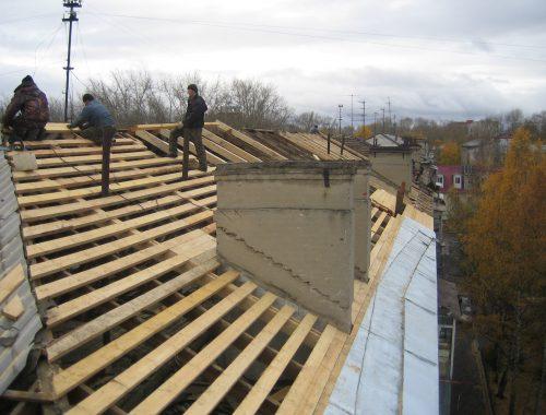 В ЕАО реконструкцию плоских крыш хотят включить в программу капремонта