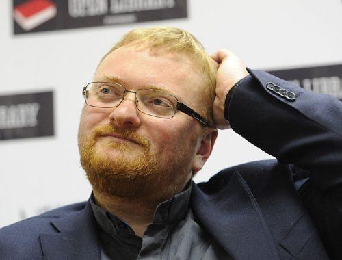 Милонова избили в Санкт-Петербурге