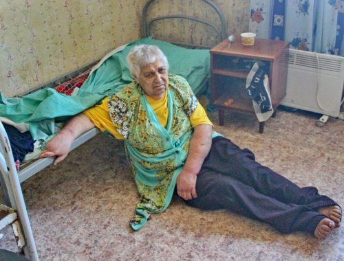 В ЕАО больную пенсионерку родственники «сплавили» в приют для бездомных