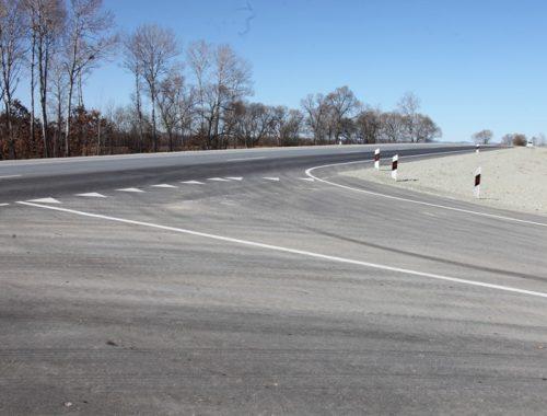 В ЕАО отремонтирован 1,5-километровый участок региональной автодороги в районе с. Опытное поле