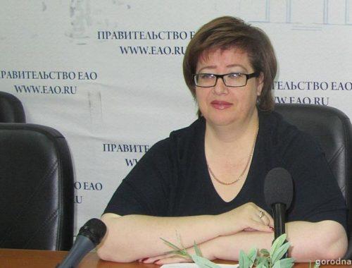 Уголовное дело возбуждено в отношении экс-зампреда комитета образования ЕАО Татьяны Хромовой