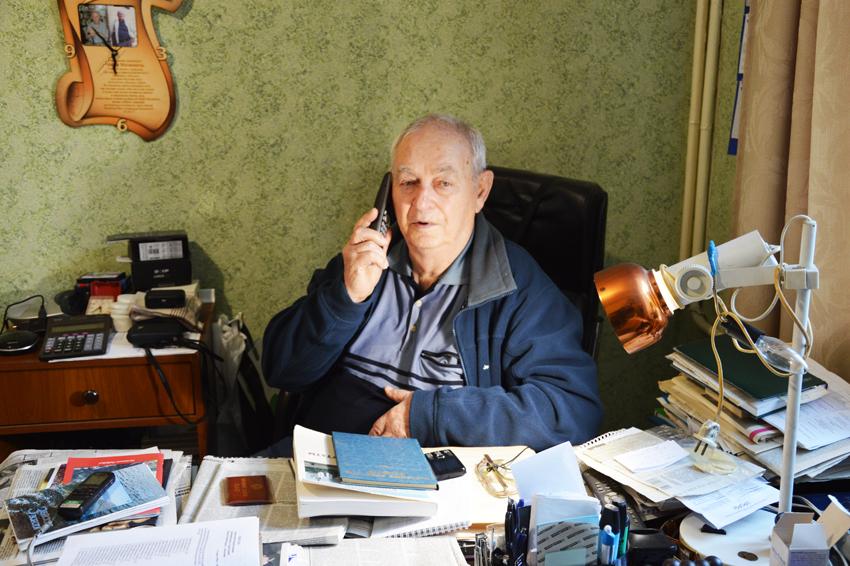 «Мы дрались честно, как могли»: народный депутат РФ Марк Кауфман поделился воспоминаниями о Чёрном октябре 1993 года