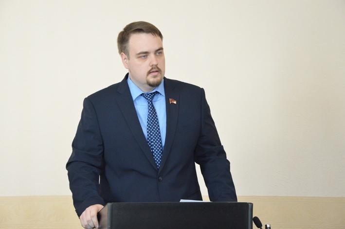 Депутат гордумы Владимир Сахаровский призывает биробиджанцев на публичные слушания по проекту бюджета города на 2019 год