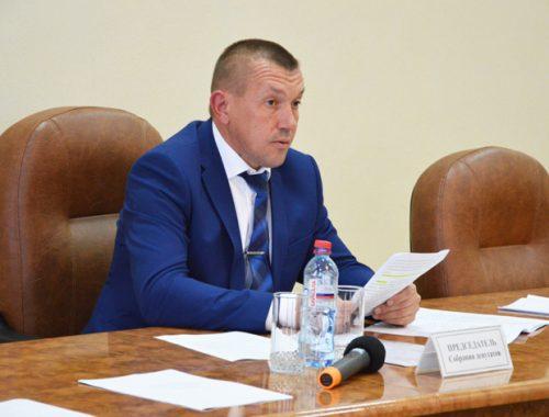 «Выбор был невелик»: пенсионер МВД Александр Ветлицын возглавил Собрание депутатов Биробиджанского района