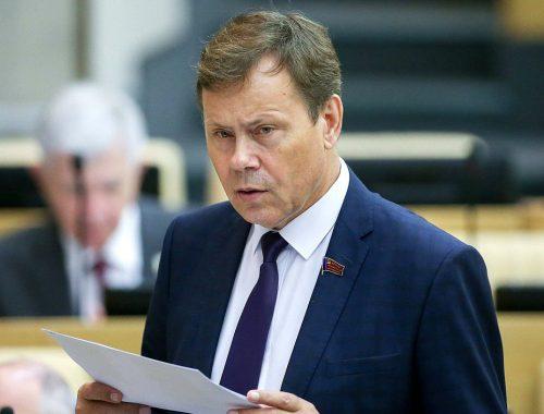 Николай Арефьев: Никаких 13 нацпроектов нет, как нет и 13 триллионов рублей на них