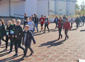 В Биробиджане отметили Всероссийский день ходьбы