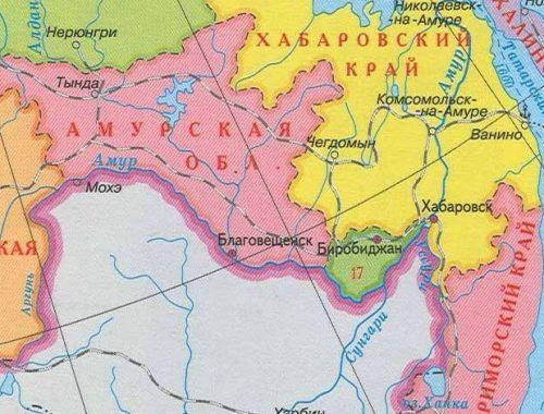 Приморье могут объединить с Хабаровским краем и ЕАО