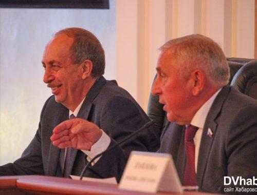 В ЕАО прошло выездное заседание профильного комитета Госдумы