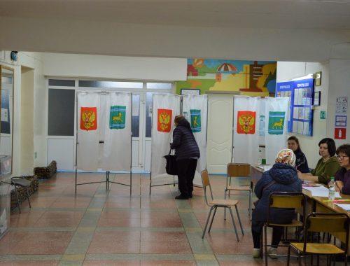 Катастрофически низкой остаётся явка на довыборах в Заксобрание ЕАО — к 15.00 проголосовало 7,6% избирателей