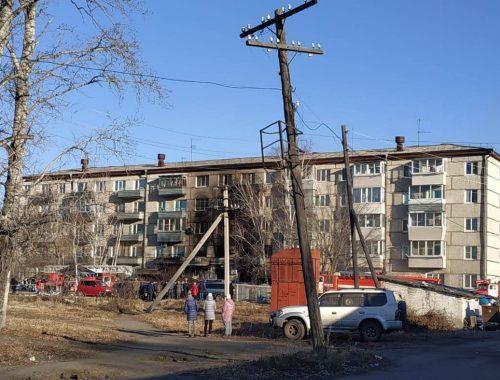 Среди пострадавших при взрыве газа в п. Приамурский, возможно, есть ребёнок