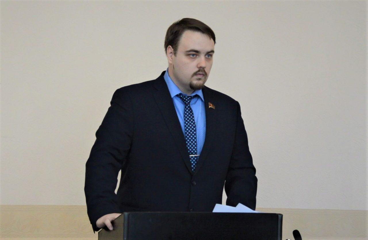 «Это неуважение к депутатскому корпусу» — В. Сахаровский о вчерашнем инциденте в гордуме