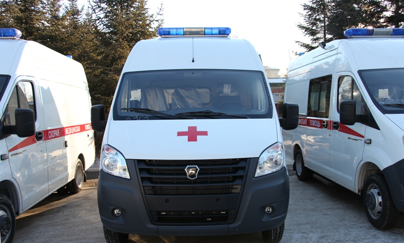 11 машин скорой помощи поступят в ЕАО до конца года