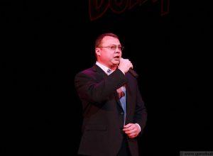 «Эх, запоём!»: певец Вячеслав Тетюев возглавит гимназию №1