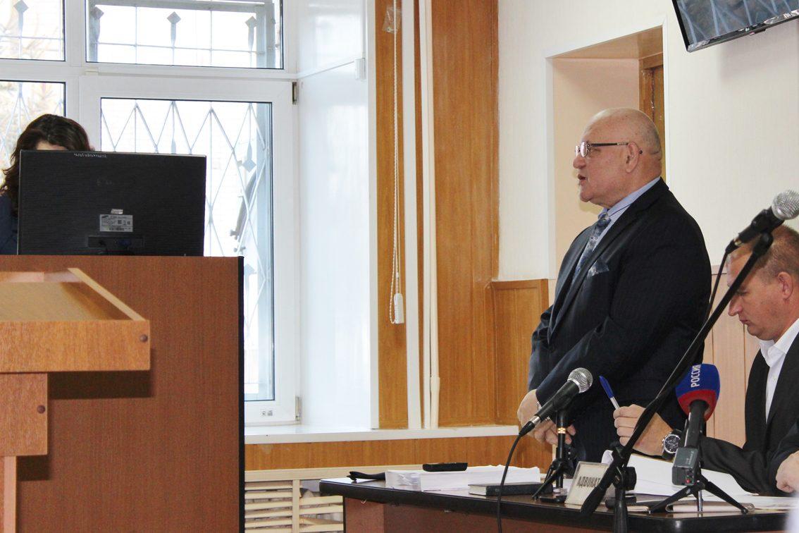 Процесс над Винниковым: подсудимый экс-губернатор вину не признал