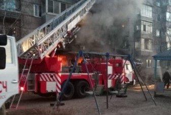 Четыре человека пострадало в результате взрыва газа в жилом доме в п. Приамурский