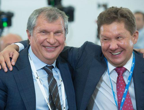 Сечин просит у правительства налоговые льготы для «Роснефти»