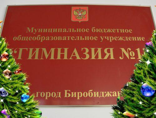 «Новогодний сюрприз» от мэрии Биробиджана: завтра пройдут конкурсы по выборам директоров гимназии №1 и школы №6